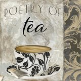 Art of Tea II Art Print