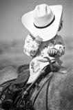 True Cowgirl Art Print