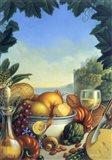 Mediteranean Still Life Art Print