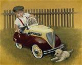 1937 Steelcraft Dodge Art Print