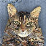 Henry Cat Art Print