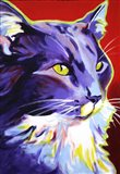 Cat Kelsier Art Print