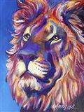 Lion - Cecil Art Print