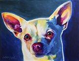 Chihuahua - Coco Art Print