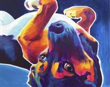 Beagle - Roxy Art Print