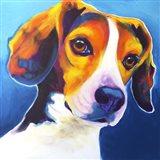 Beagle - Martin Art Print
