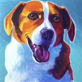 Beagle - Penny Art Print