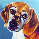 Beagle - BJ Art Print