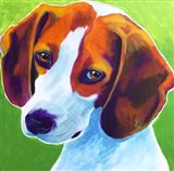 Beagle - Watson Art Print