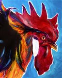 Chicken - Charles Art Print