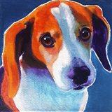 Beagle - Chase Art Print