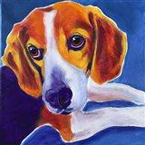 Beagle - Peyton Art Print