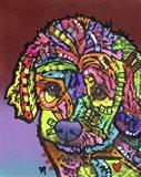 Riley 2 Art Print
