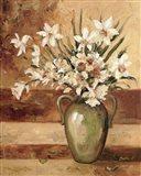 Early Summer Daffodils Art Print