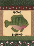Fishing I Art Print