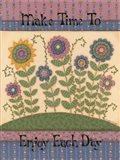 Spring Flowers I Art Print