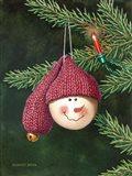 Christmas Smile Art Print