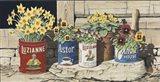 Salem Bouquet Art Print