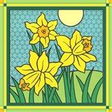 Daffodils 1 Art Print