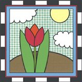 Tulips 5 Art Print