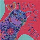 Cat IV Art Print