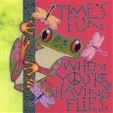 Frog I Art Print