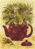 Still Life With A Kettle Art Print