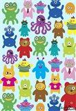 Monsters and Aliens Art Print