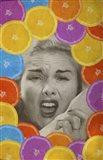 Citrus Muss Art Print