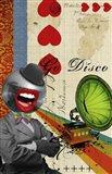 Go Disco Art Print