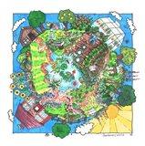 Gardener's World Art Print