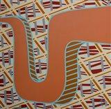 Lines Project 46 Art Print