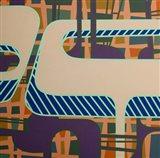 Lines Project 47 Art Print