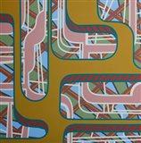 Lines Project 49 Art Print