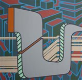 Lines Project 50 Art Print