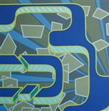 Lines Project 51 Art Print