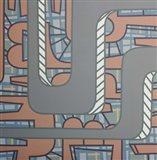 Lines Project 52 Art Print