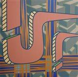 Lines Project 53 Art Print