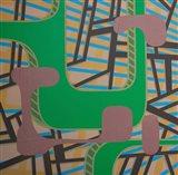 Lines Project 55 Art Print