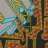 Lines Proejct 76 Art Print