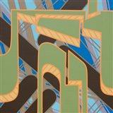 Lines Project 58 Art Print