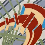 Lines Project 66 Art Print