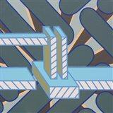Lines Project 68 Art Print