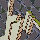 Lines Project 72 Art Print