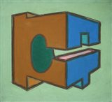 Project Third Dimension 9 Art Print