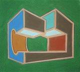 Project Third Dimension 11 Art Print