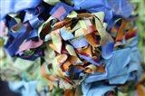 Color Cups & Tape 23 Art Print