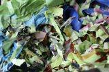Color Cups & Tape 44 Art Print