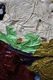 Color Cups & Tape 71 Art Print