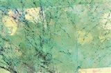 Silent Greens 1 Art Print